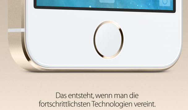 Produktfotos bei Apple