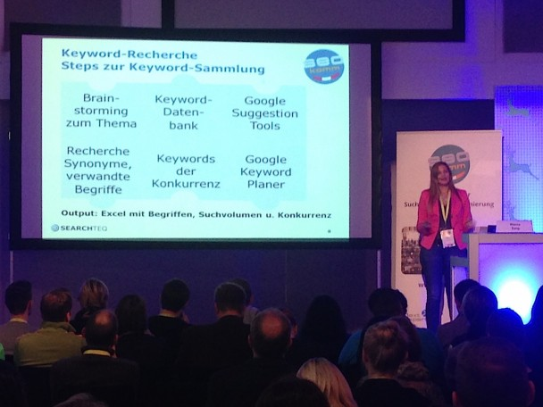 Die optimale Keyword Recherche von Bianca Zang