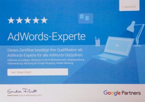 AdWords Experte